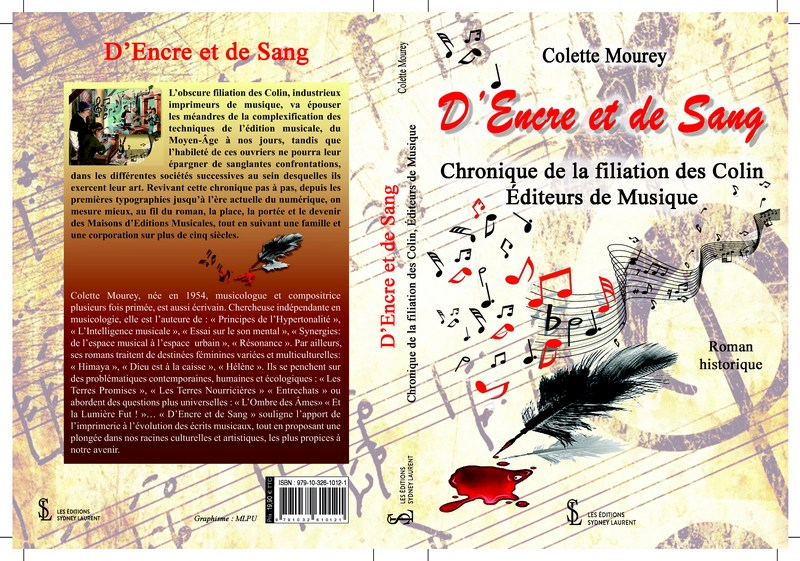 COVER.Mourey